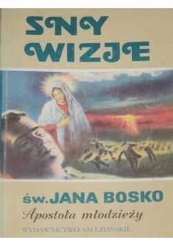 Sny wizje św  Jana Bosko