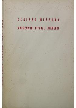 Warszawski Pitaval Literacki