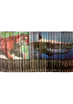 Natural Kilers 30 płyt DVD Nowe