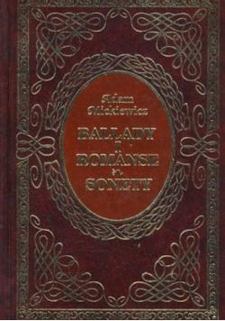 Mickiewicz Ballady i romanse Sonety