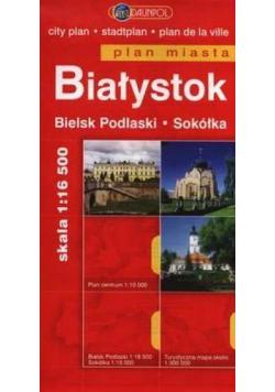 Plan Miasta DAUNPOL. Białystok br