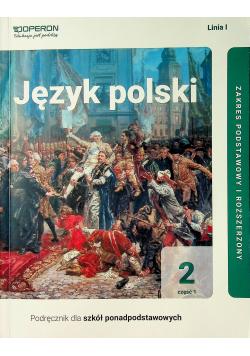 Język polski 2 część 1 podręcznik dla szkół ponadpodstawowych