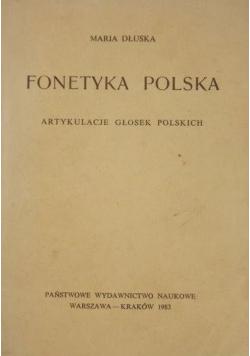 Fonetyka Polska artykulacje głosek polskich