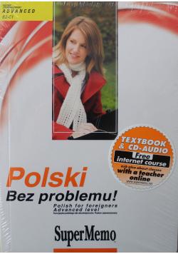 Polski Bez problemu + płyta CD B2 C1
