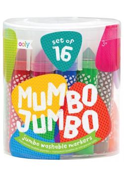 Flamastry Mumbo Jumbo 16 kolorów
