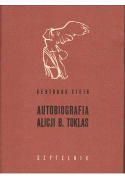 Autobiografia Alicji B Toklas