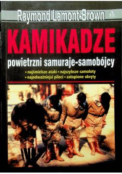 Kamikadze powietrzni samuraje samobójcy