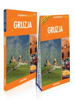Explore! guide light Gruzja w.2020