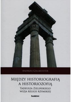 Między historiografią a historiozofią Tadeusza Zielińskiego wizja religii rzymskiej