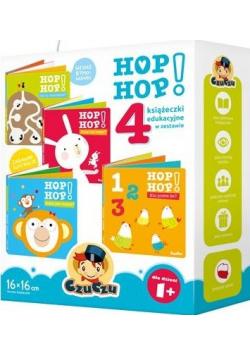 Hop Hop Zestaw książeczek edukacyjnych