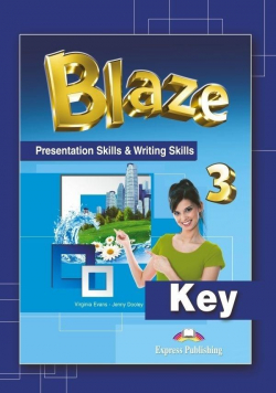 Blaze 3. Presentation Skills & Writing Skills Key