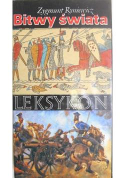 Bitwy świata Leksykon