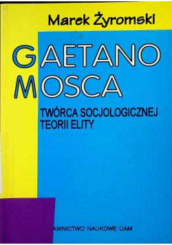 Gaetano Mosca