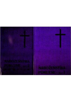 Nabożeństwa pokutne 2 części