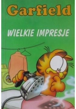 Garfield wielkie impresje