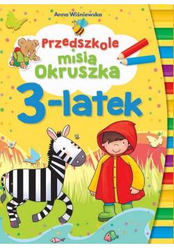 Przedszkole misia Okruszka 3-latek