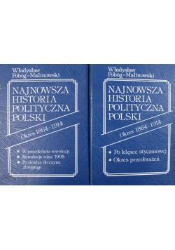 Najnowsza Historia Polityczna Polski Tom 1 i 2