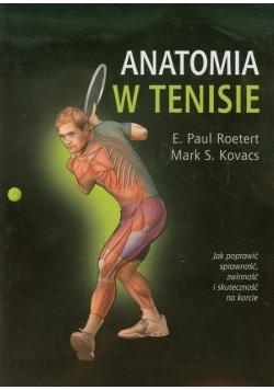 Anatomia w tenisie