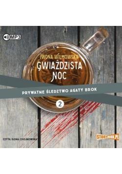 Prywatne śledztwo Agaty Brok T.2 audiobook