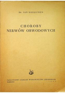 Choroby nerwów obwodowych