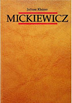 Mickiewicz tom drugi Dzieje Konrada część pierwsza