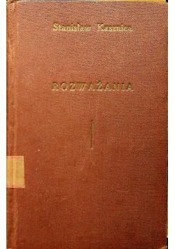 Rozważania 1935 r.