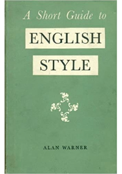 A short guide english style