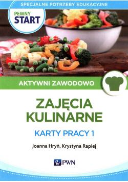 Pewny Start Aktywni zawodowo Zajęcia Kulinarne Karty pracy 1