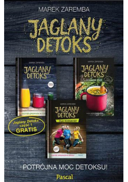 Pakiet Jaglany detoks