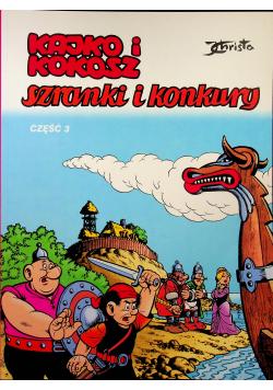 Kajko i Kokosz Szranki i konkury