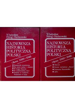 Najnowsza historia polityczna Polski okres 1939-1945  cz I i II