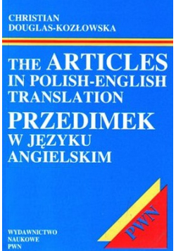 The Articles in Polish English translation