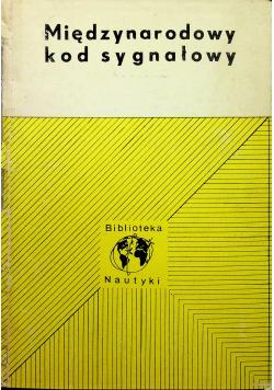 Międzynarodowy kod sygnałowy