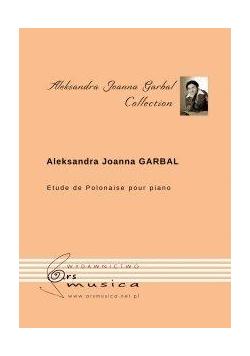 Etude de Polonaise na fortepian