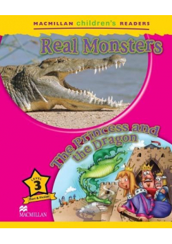 Children's: Real Monsters 3 The Princess and...