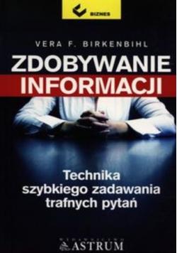 Zdobywanie informacji