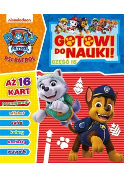 Psi Patrol. Gotowi do nauki cz.16