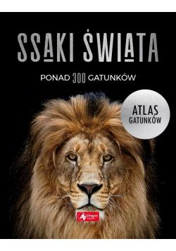 Ssaki świata. Atlas gatunków