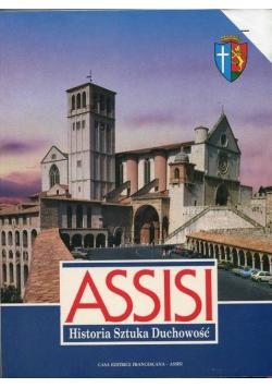 Assisi Historia Sztuka Duchowość