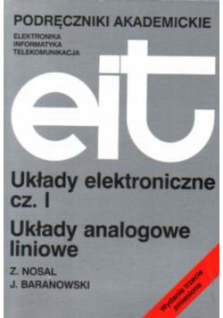 Układy elektroniczne część I