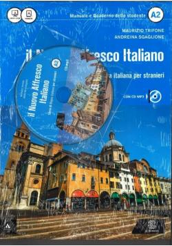 Nuovo Affresco Italiano A2 podręcznik + MP3