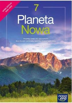Geografia SP 7 Planeta Nowa Podr. NE w.2020