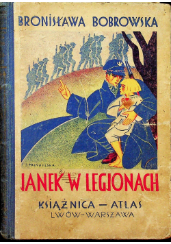 Janek w legjonach 1930r