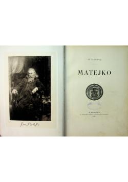 Matejko 1897 r.