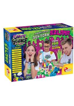 Crazy Science Laboratorium Doktora Szlama