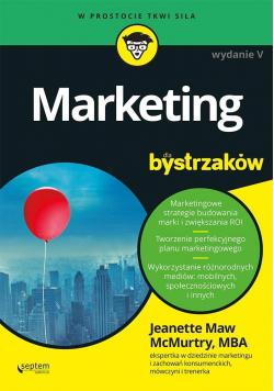 Marketing dla bystrzaków w.5