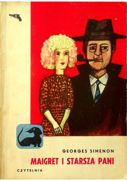 Maigret i starsza pani