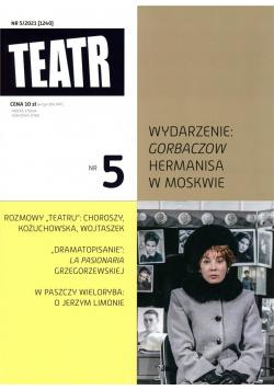 Teatr 5/2021