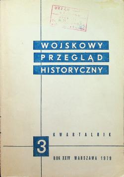 Wojskowy przegląd historyczny 3 nr 89