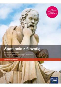 Filozofia LO Spotkania z Filozofią podr. ZP w.2019